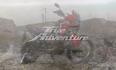 Honda Africa Twin Teaser True Adventure's calling Video