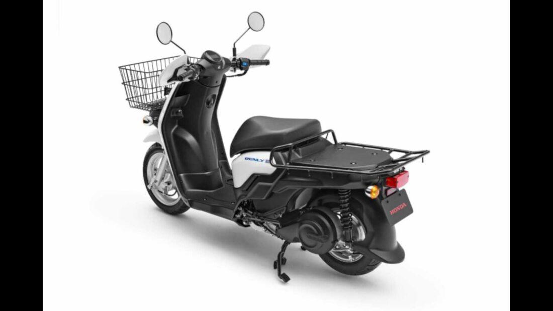 Honda Benly E.