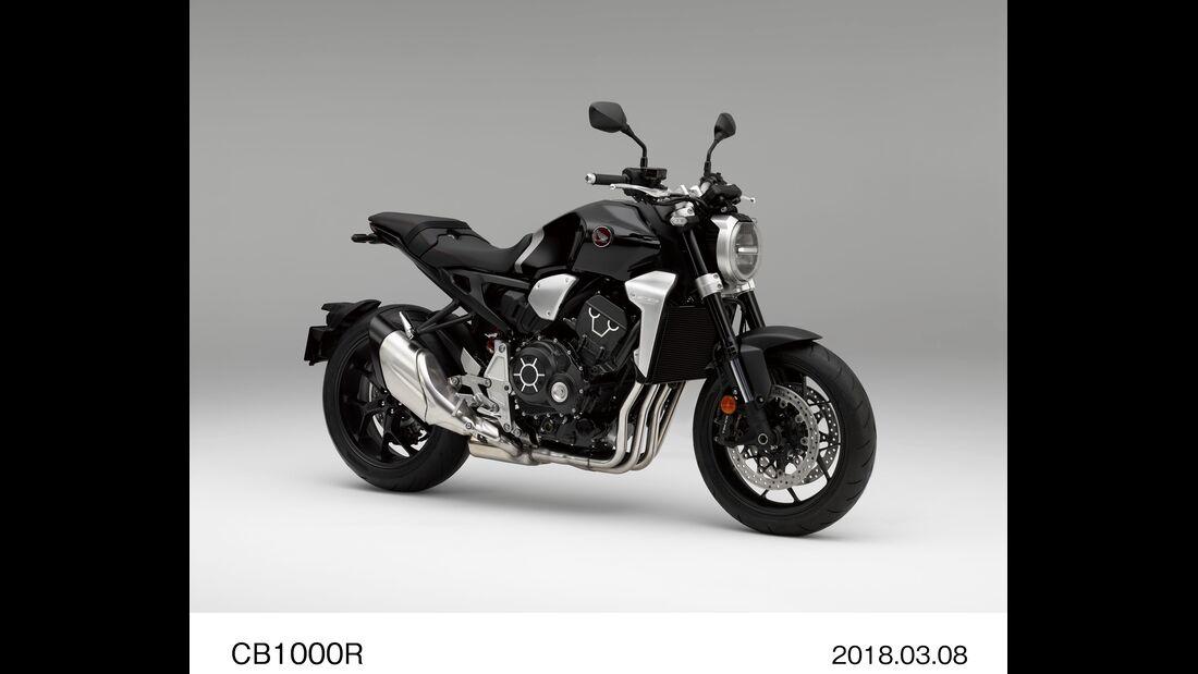 Honda CB 1000 R 2018