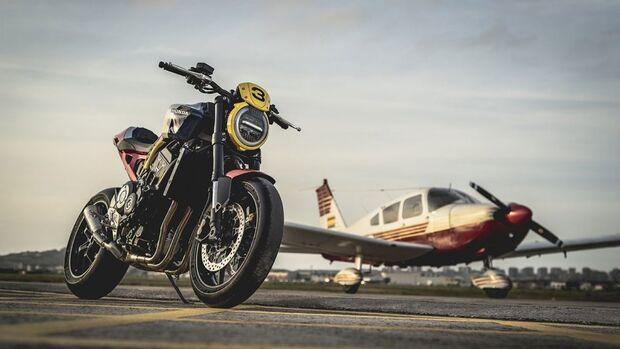 Honda CB 1000 R: Alfredo Honda Hakuba Motor (Gewinner 2019)