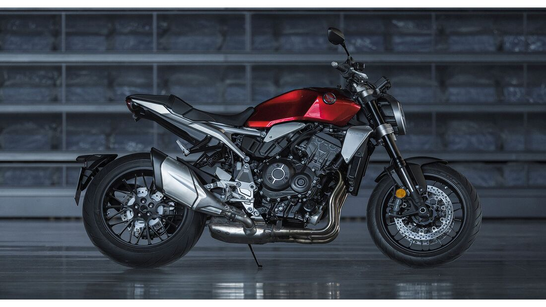 Honda CBR650R - Modell-Update 2021 - Motorrad & Reisen