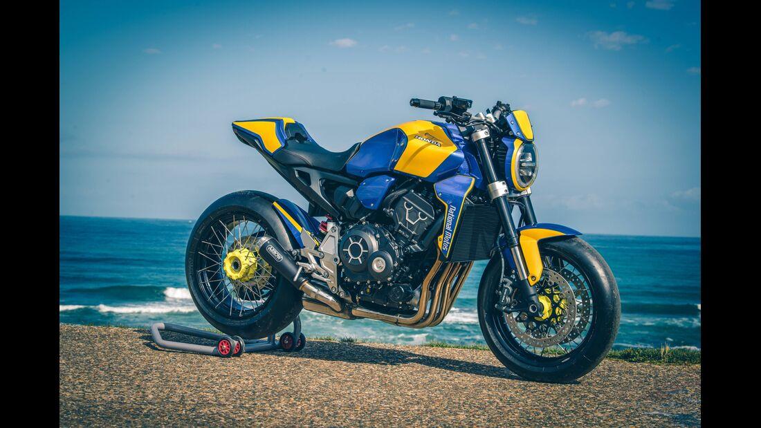 Honda CB 1000 R Neo Sports Café Endurance Team Replica