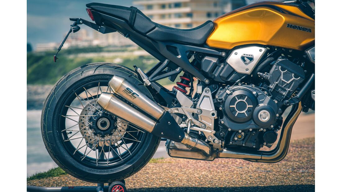 Honda CB 1000 R Tribute