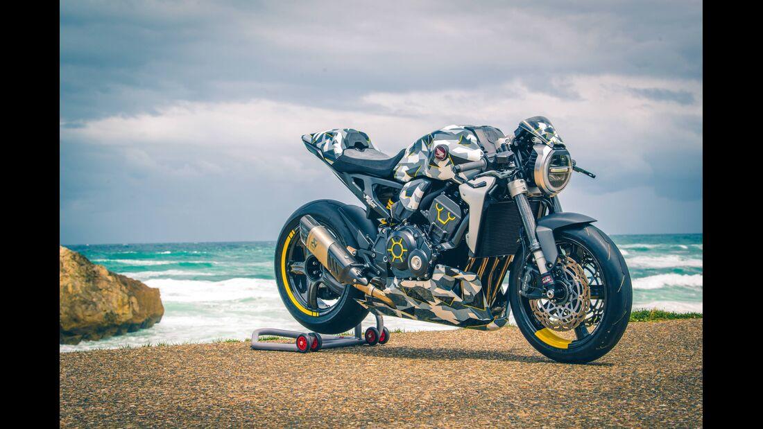 Honda CB 1000 R-adical