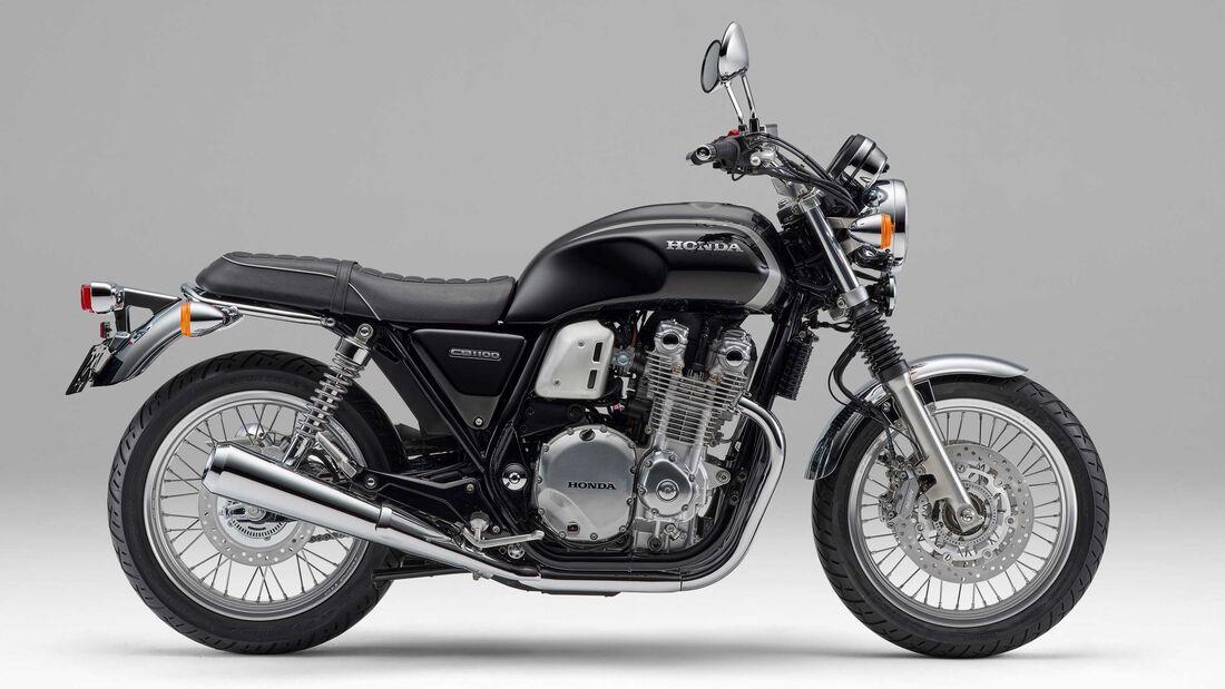 Honda CB 1100 Final Edition
