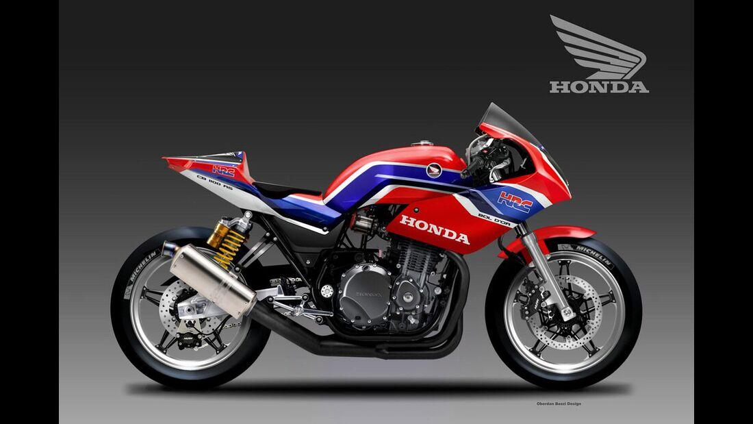 Honda CB 1100 RS Bol D'or.