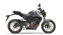 Honda CB 125 R Modelljahr 2021 Sperrfrist