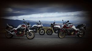 Honda CB 1300 Modelljahr 2021 Japan
