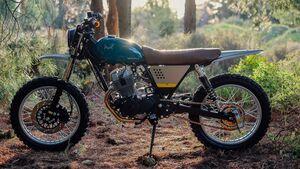 "Honda CB 250 N ""Velos"" von Urban Mechanics."