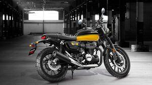 Honda CB 350 RS Indien