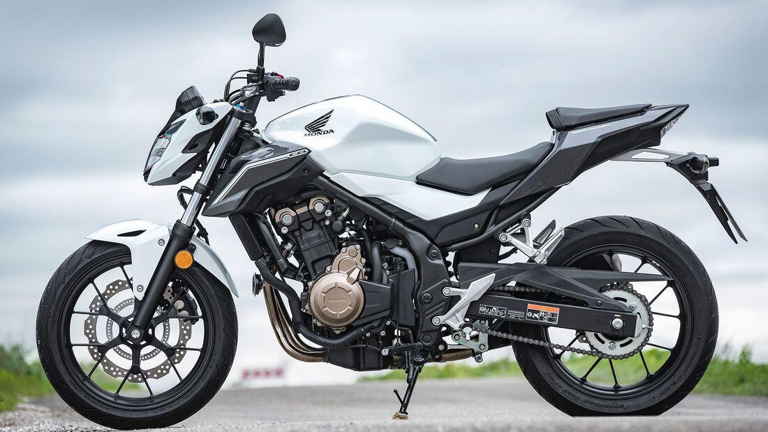 Honda CB 500 F 2017
