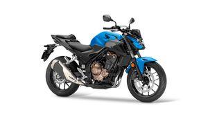 Honda CB 500 F 2021