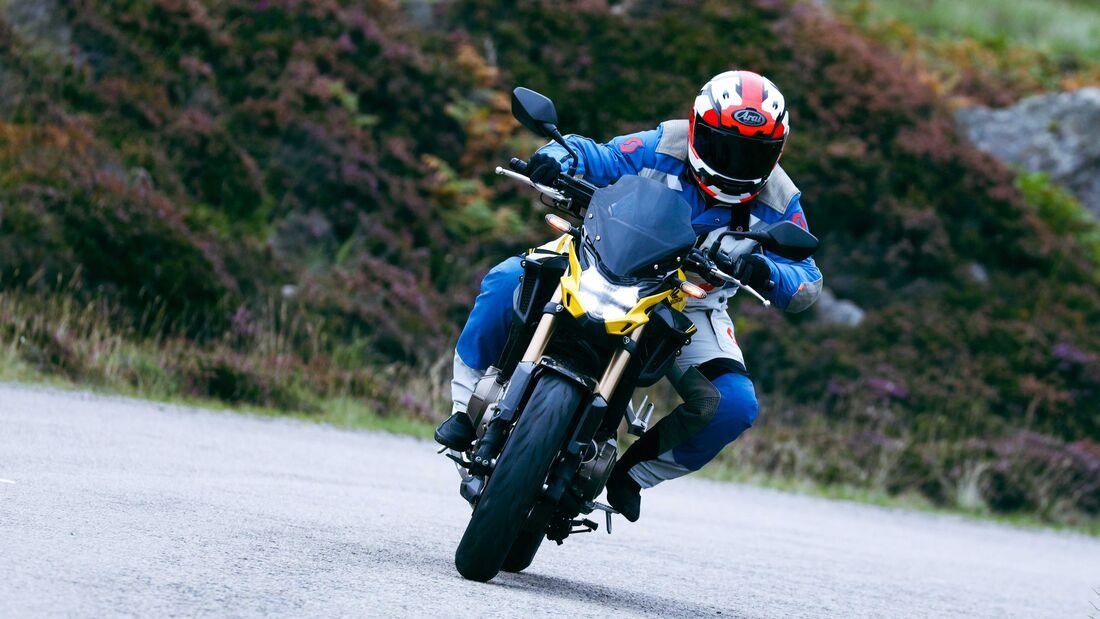 Honda CB 500 F 2022 Fahrbericht