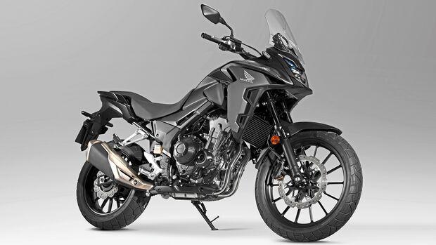 Honda CB 500 X.