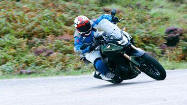 Honda CB 500 X 2022 Fahrbericht