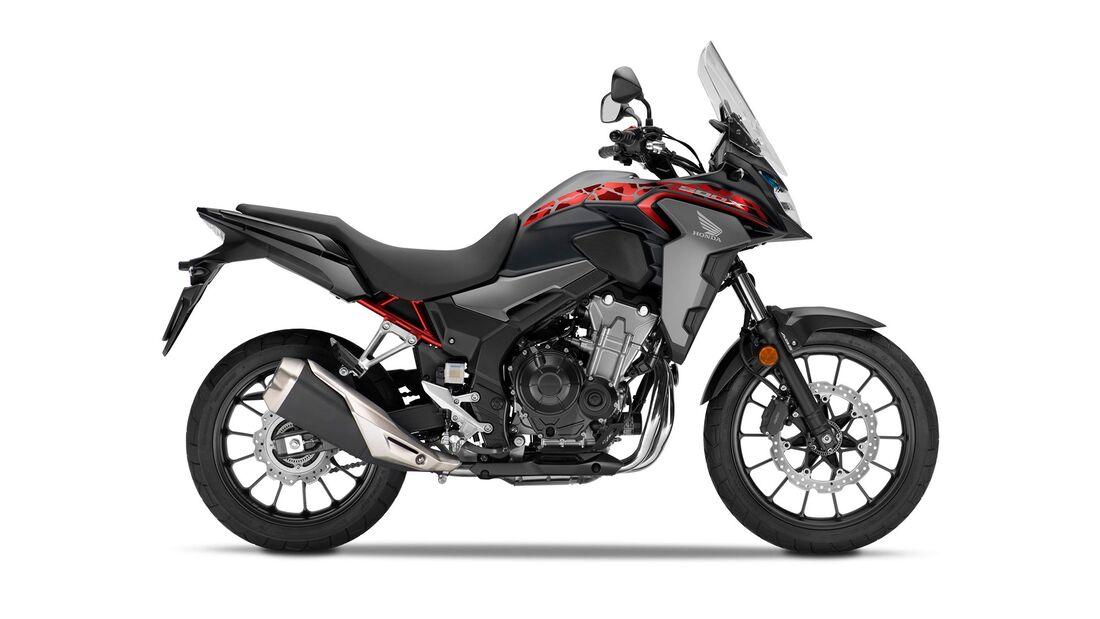 Honda CB 500 X Modelljahr 2021