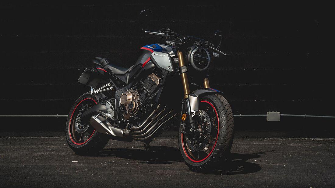 Honda CB 650 R: Honda Andaluza de Motocicletas.
