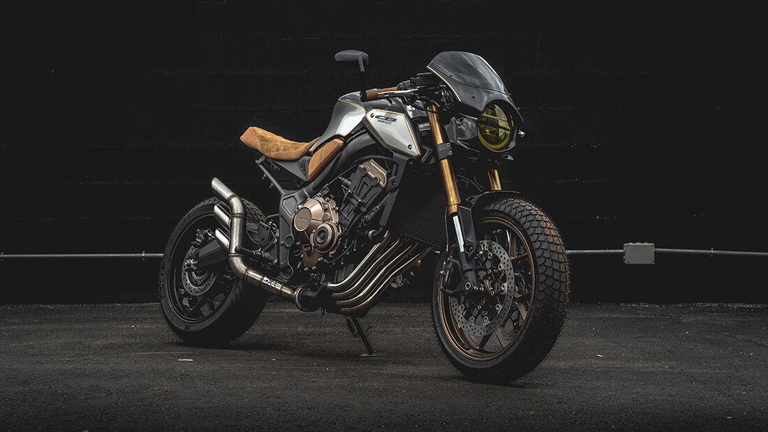 Honda CB 650 R: Honda Control94.