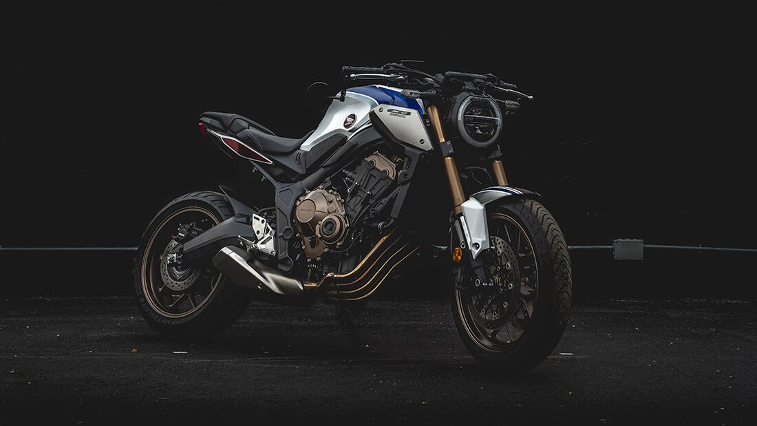 Honda CB 650 R: Honda El Motorista.