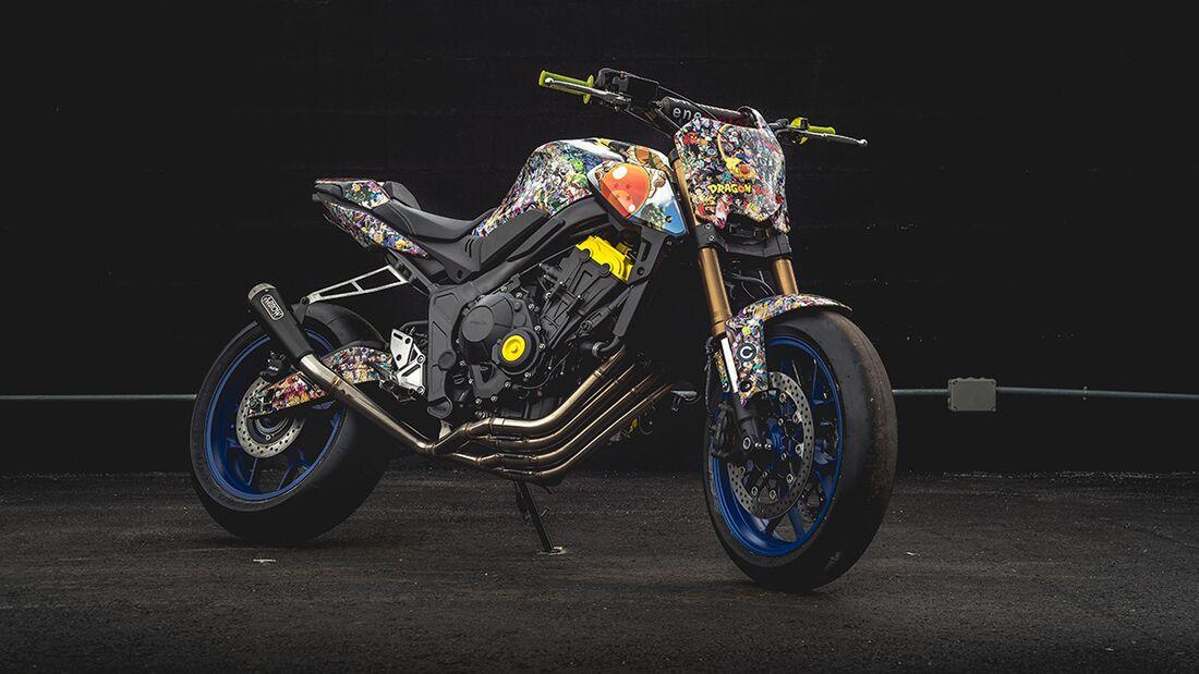 Honda CB 650 R: Honda Enemotos.