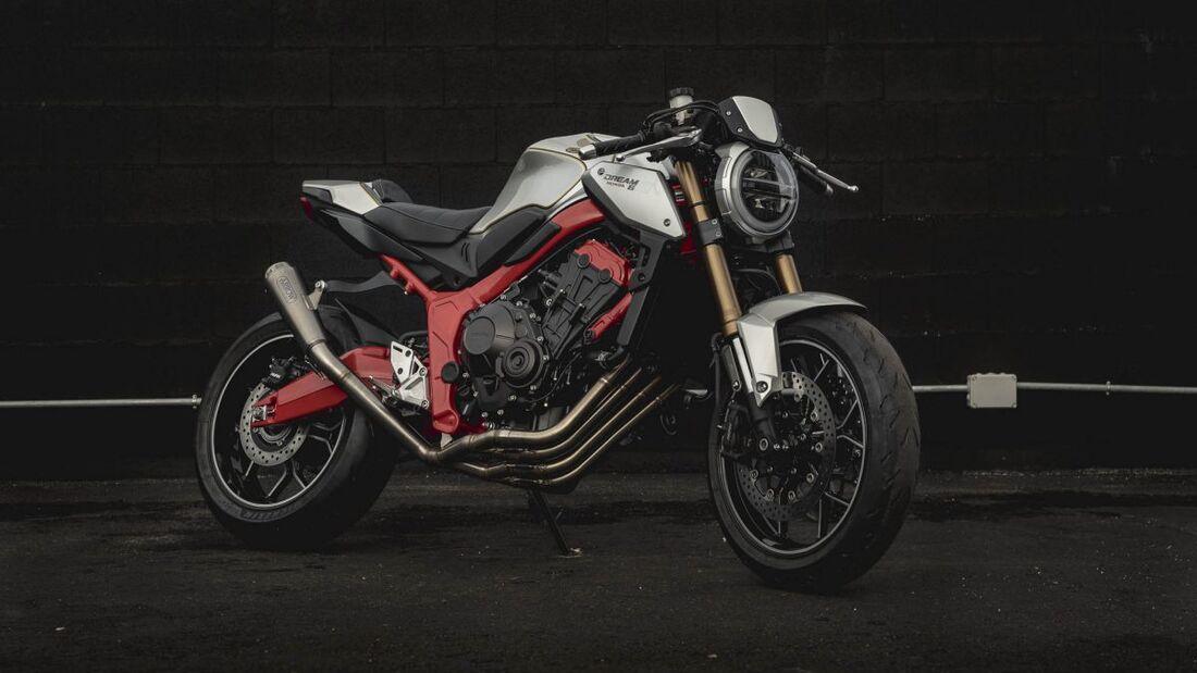 Honda CB 650 R: Honda Lopera Malaga.