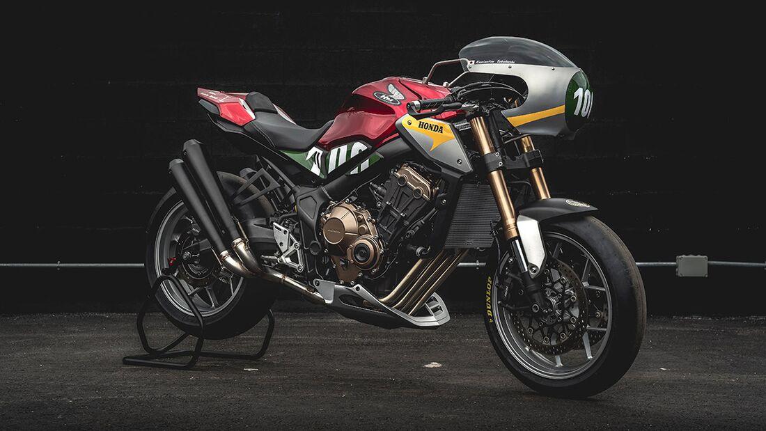 Honda CB 650 R: Honda Mallorca Motos.