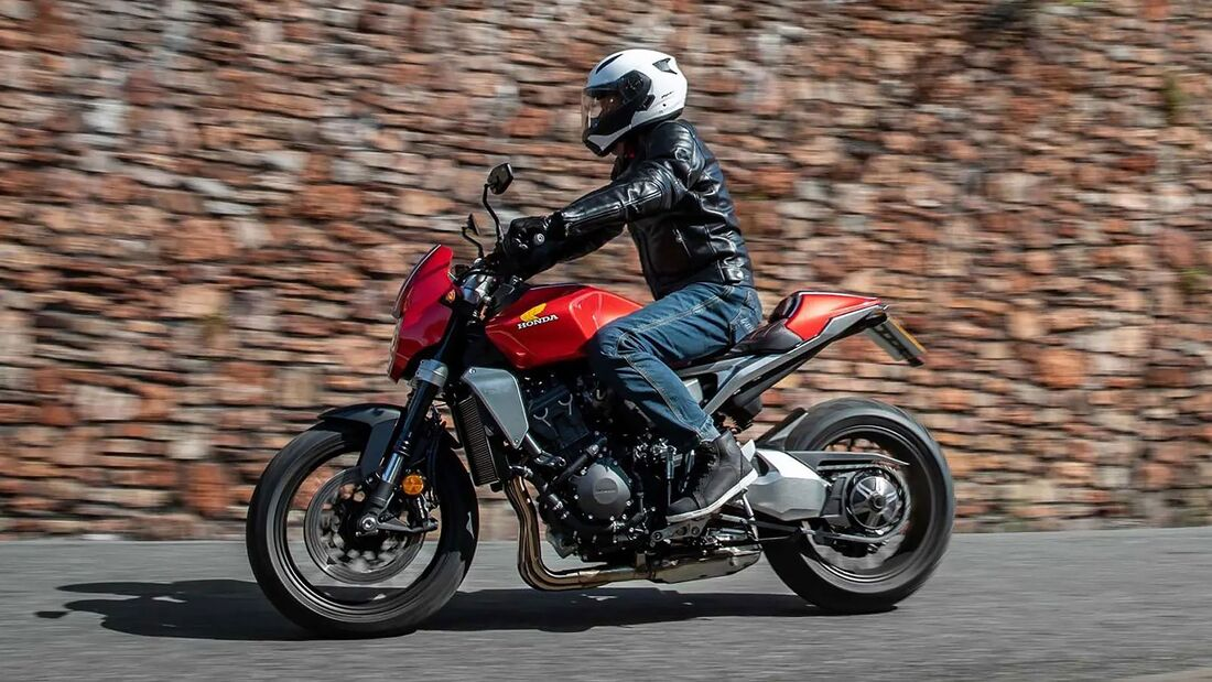 Honda CB1000R 5Four UK