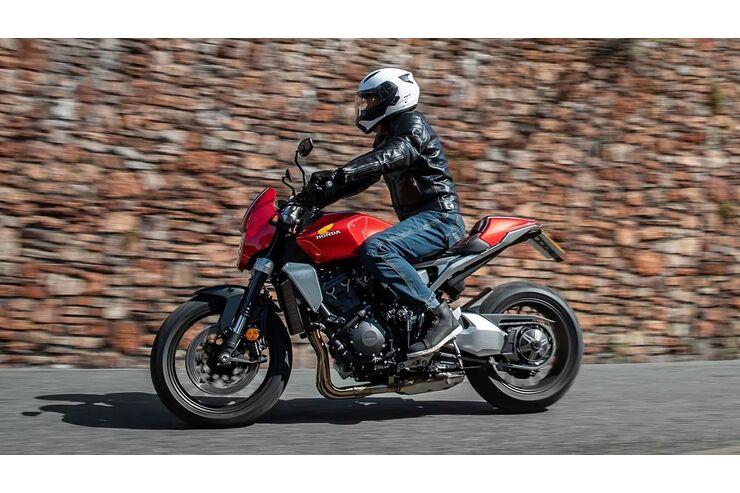 Honda CB 1000 R von 5Four: Sonderserie für den britischen Markt