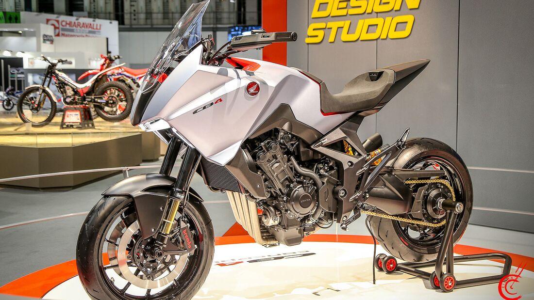 Honda CB4X Concept