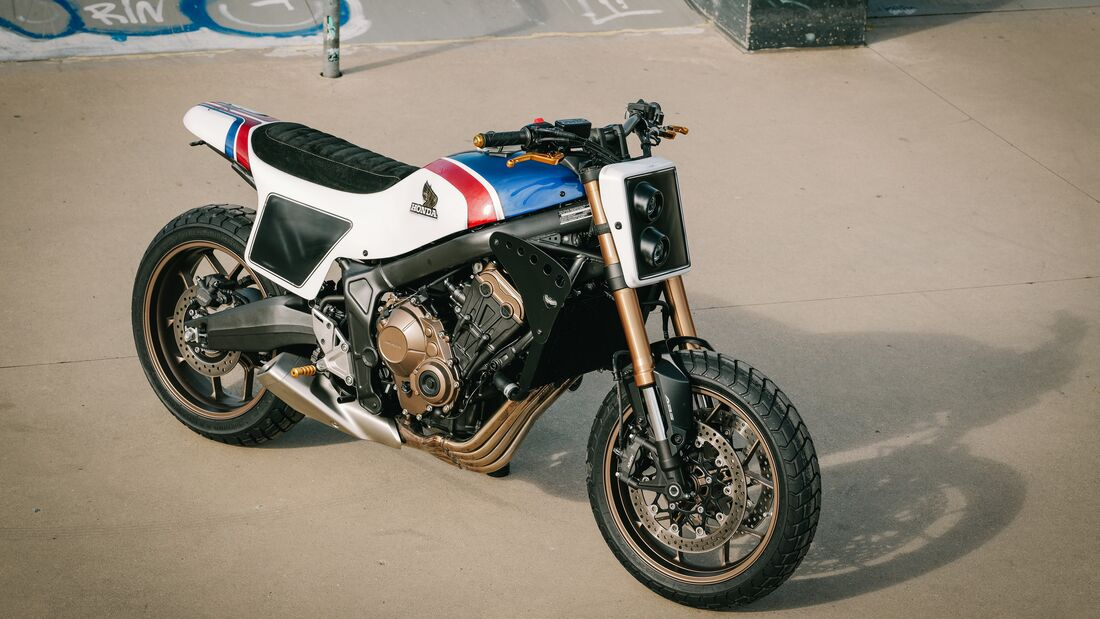 Honda CB650 R by Oehlerking