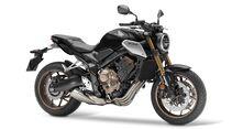 Honda CB650R Modelljahr 2021