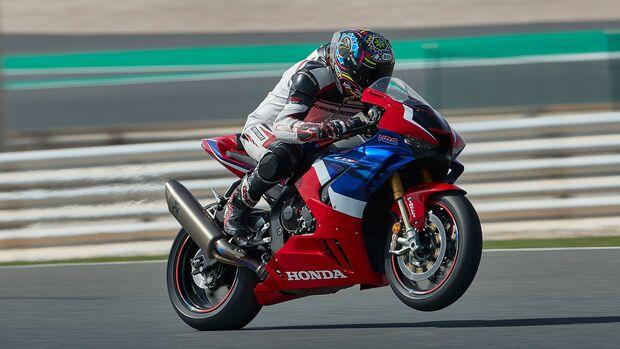 Honda CBR 1000 Fireblade RR-R