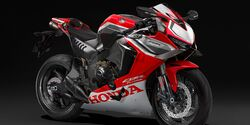 Honda CBR 1000 RR Fireblade Retusche