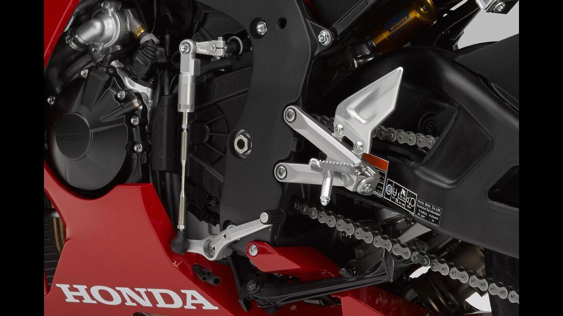 Honda CBR 1000 RR Fireblade SP 2020 Sperrfrist 5.11.2019