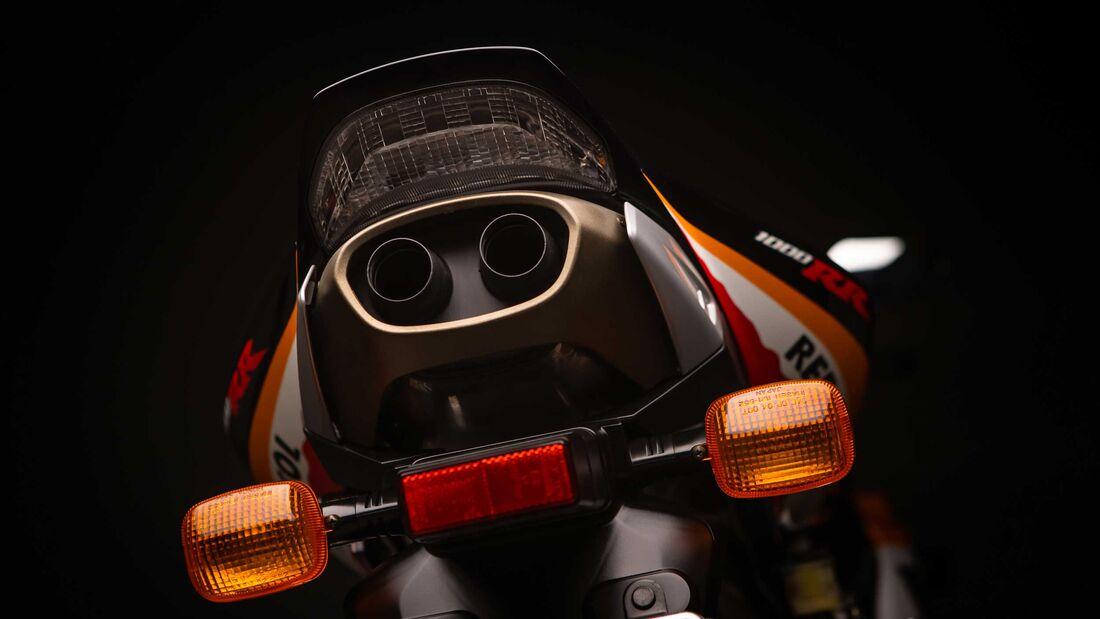 Honda CBR 1000 RR Repsol Auktion