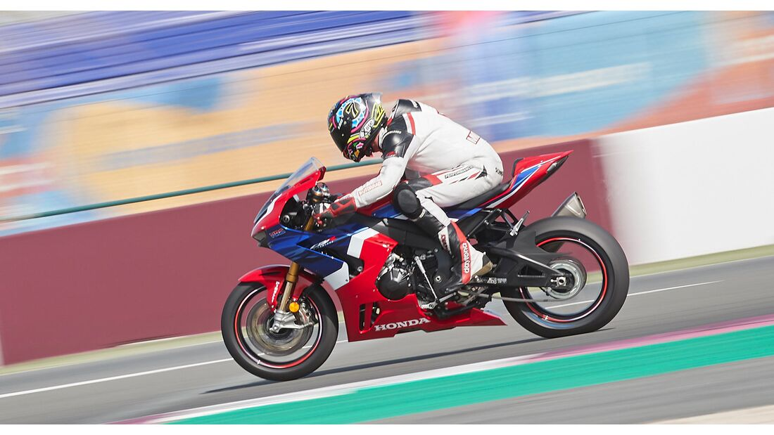 Honda CBR 1100 Fireblade RR-R