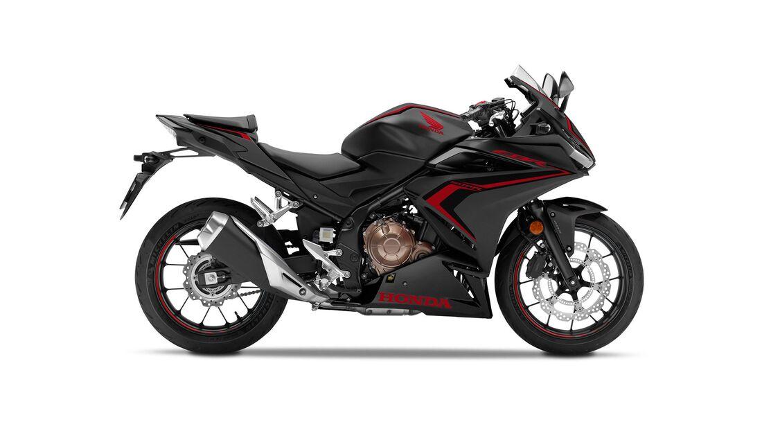 Honda CBR 500 R 2021