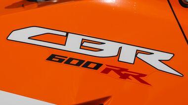 Honda CBR 600 RR.