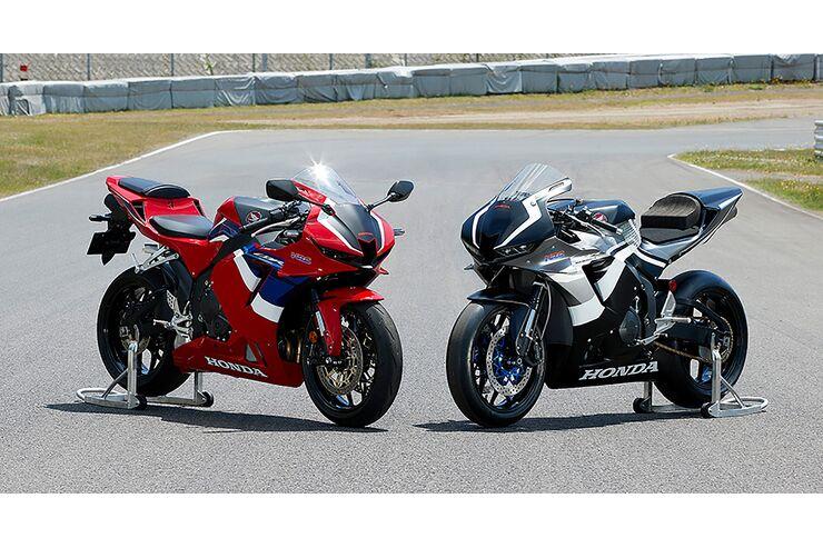 Honda Cbr 600 Rr Neuer 600er Sportler Kommt Mit Winglets Motorradonline De