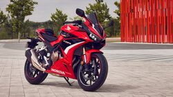 Honda CBR500R Modelljahr 2022
