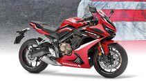 Honda CBR650R Modelljahr 2021