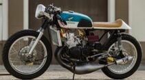 Honda CL 350 Hondeath