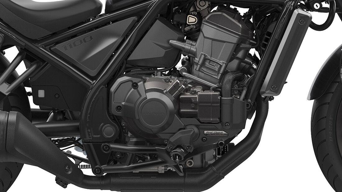 Honda CMX 1100 Rebel