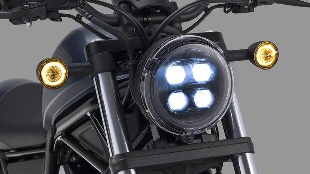 Honda CMX 500 Rebel (2020)