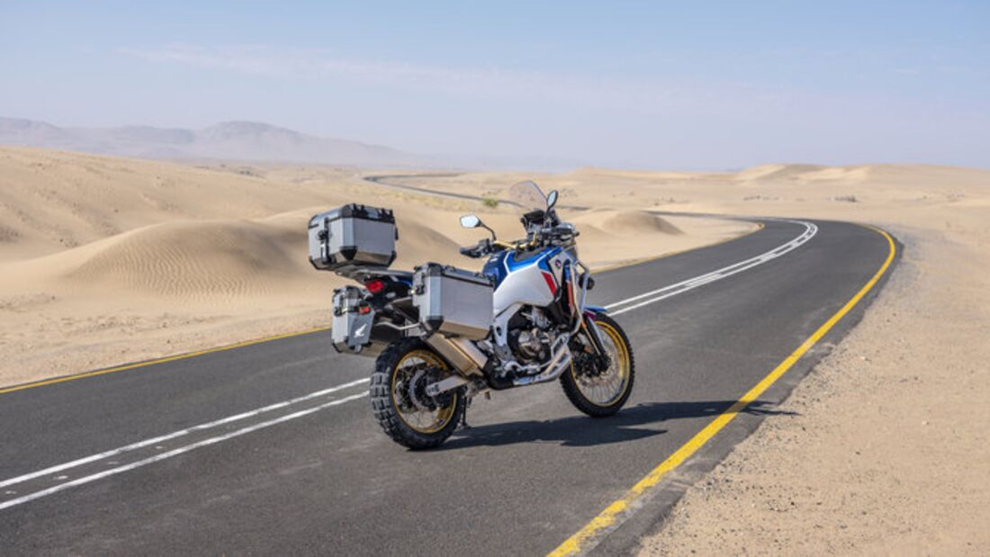 Honda CRF 1100 L Africa Twin Adventure Sports