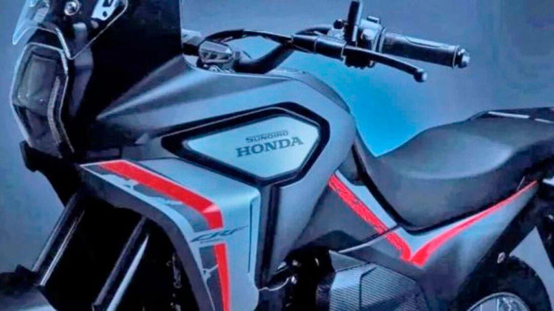 Honda CRF 190