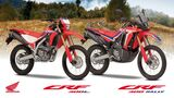 Honda CRF 300 L/Rally
