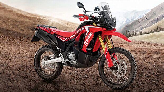 Honda CRF 300Rally Thailand