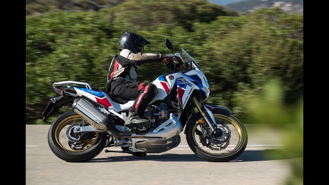 Honda CRF1100L Africa Twin Fahrbericht