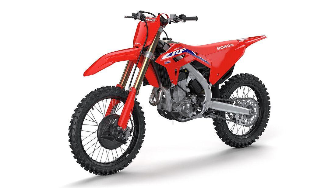 Honda CRF450R 2022